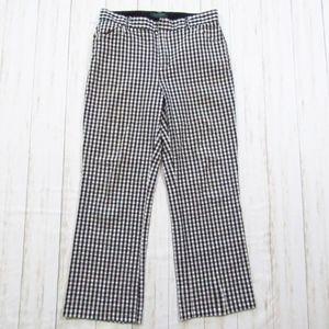 Lauren Ralph Lauren Gingham Check Pants 10P